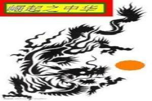 崛起之中華